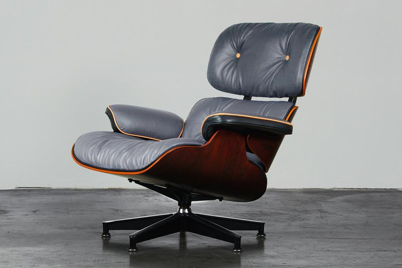 reed art department jeff staple parc custom furnature ray charles eames recliner lounge chair long sleeve t shirt official release date info photos price store list buying guide