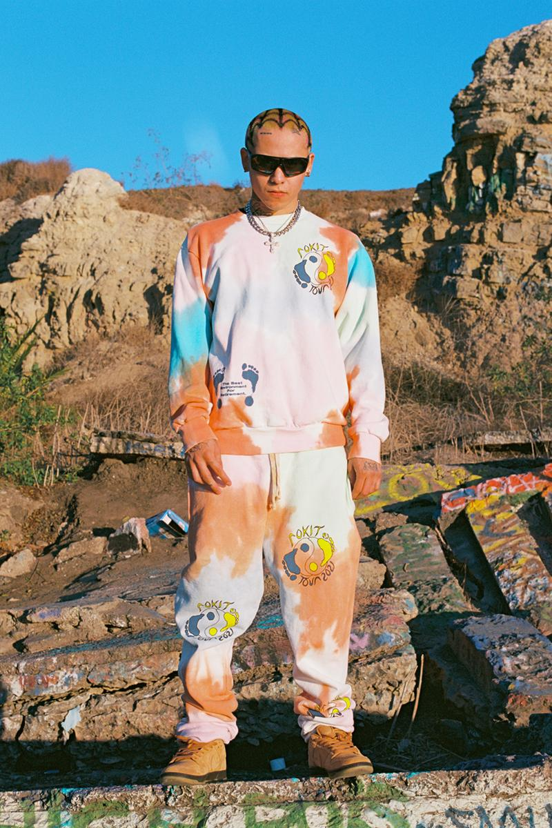 "ROKIT Spring 2021 ""House of Tomorrow"" Collection Lookbook Sportswear Search for Self cultural phenomena ancient arts earthly mysteries"