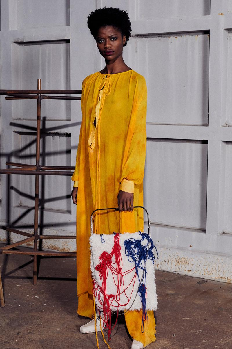 S.R. Studio. LA. CA. 2021 Spring summer Couture collection sterling ruby lookbook womenswear fw21