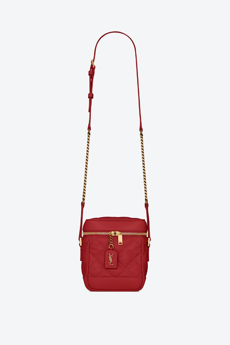 Saint Laurent Valentine's Day Collection Heart Themed Anthony Vaccarello Heartfelt Kering Baccarat Bang & Olufsen Read To Wear Accessories Paris Rive Droit K11 Musea Boutique