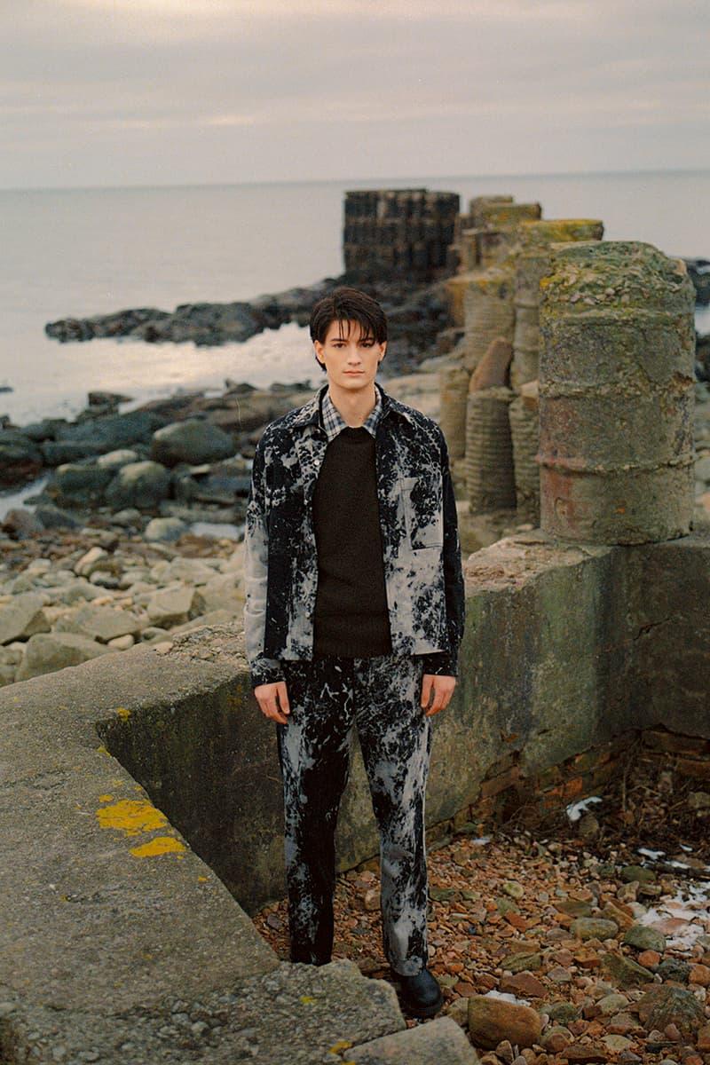 schnaydermans fall winter 2021 the outsiders copenhagen fashion week lookbook details