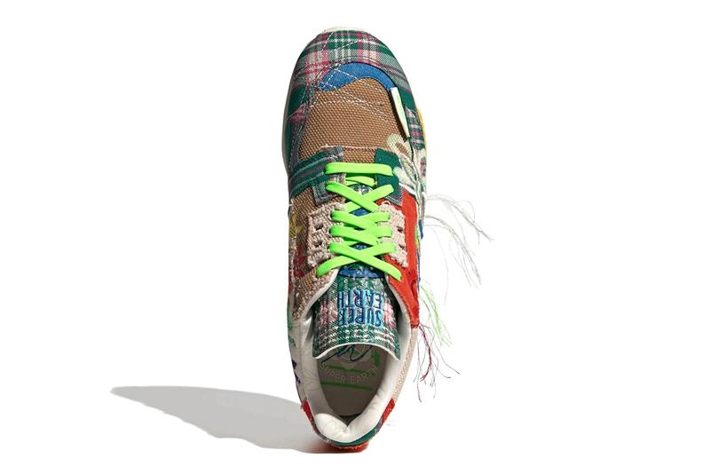 sean wotherspoon spoonman adidas zx 8000 superearth gz3088 patchwork flowers threads official release date info photos price store list buying guide