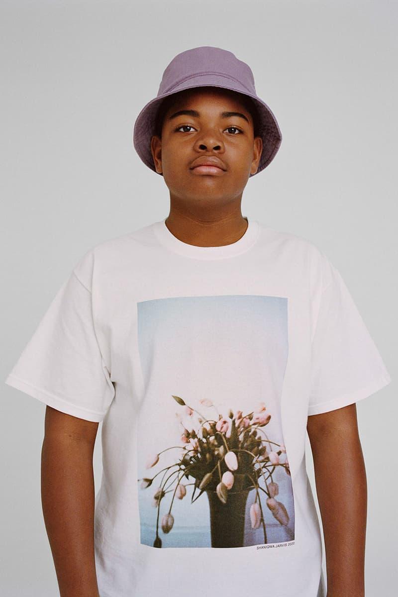 Shaniqwa Jarvis x Awake NY T-Shirt, Tote Bag collaboration collection lookbook
