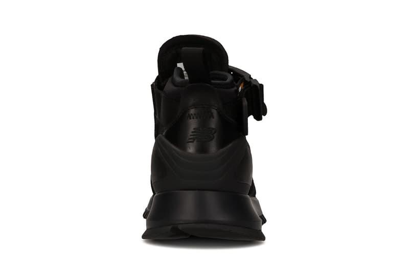 "snow peak new balance tokyo design studio R_C4 ""Triple Black"" release information details buy cop purchase"