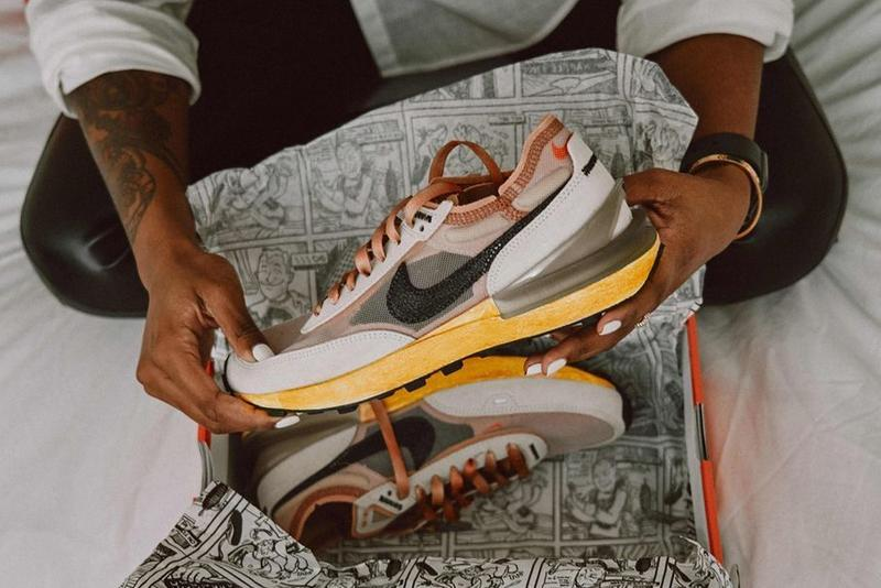 social status the whitaker group james whitner nike sportswear waffle one official release date info photos price store list buying guide