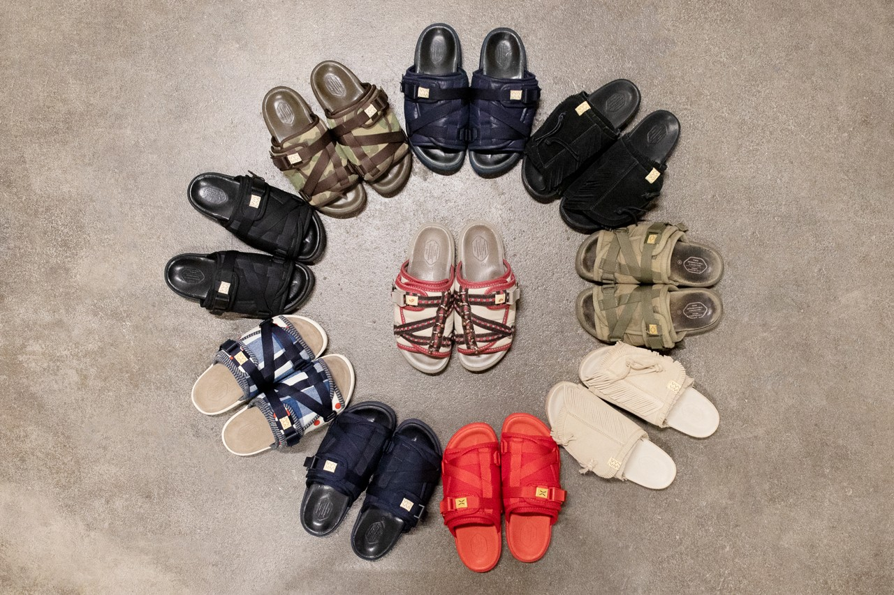 sole mates mike cherman visvim christo sandal interview conversation chinatown market official release date info photos price store list buying guide