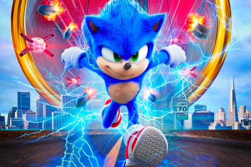 Sonic The Hedgehog 2 Premiere Date ben schwartz jason momoa knuckles paramount pictures