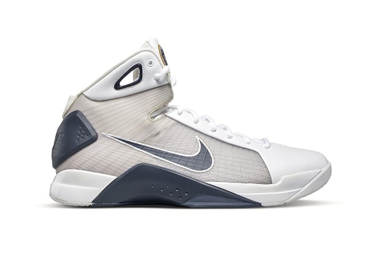 Barack Obama's Exclusive Nike Hyperdunk PE