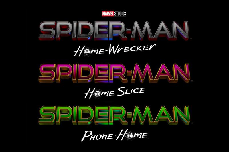 Spider Man 3 First Look Photos tom holland zendaya jacob batalon peter parker mary jane watson ned leeds homecoming far from home
