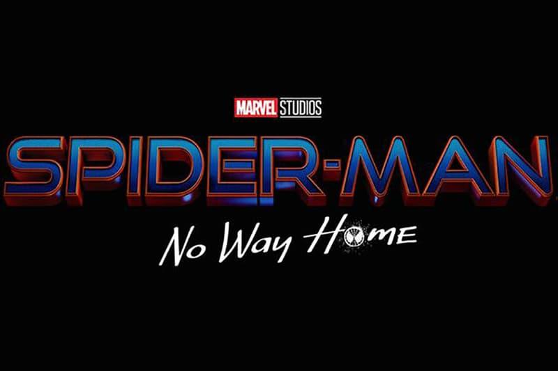 Spider-Man: No Way Home' Premieres December 2021 | HYPEBEAST