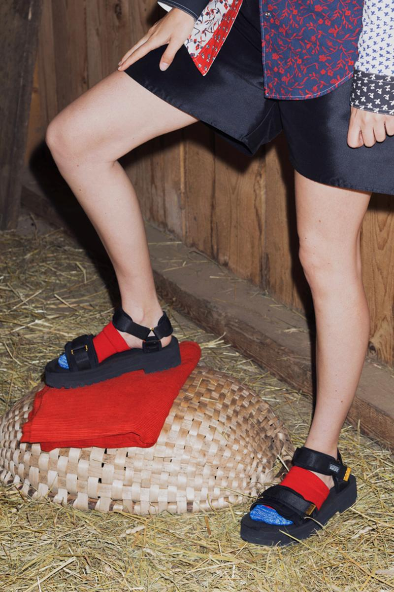 Suicoke Spring/Summer 2021 Footwear Collection lookbook ss21 sandals shoes sneakers