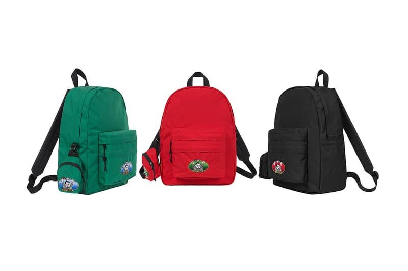 Supreme Spring/Summer 2021 Bags Backpacks Cordura Vanson Leathers backpacks duffle waist small shoulders tote small buy price date info