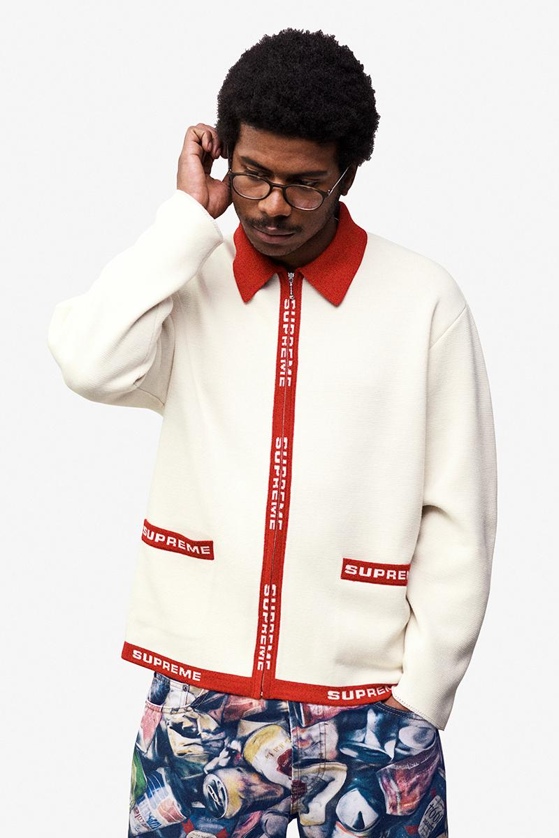Supreme Spring/Summer 6 Lookbook  HYPEBEAST