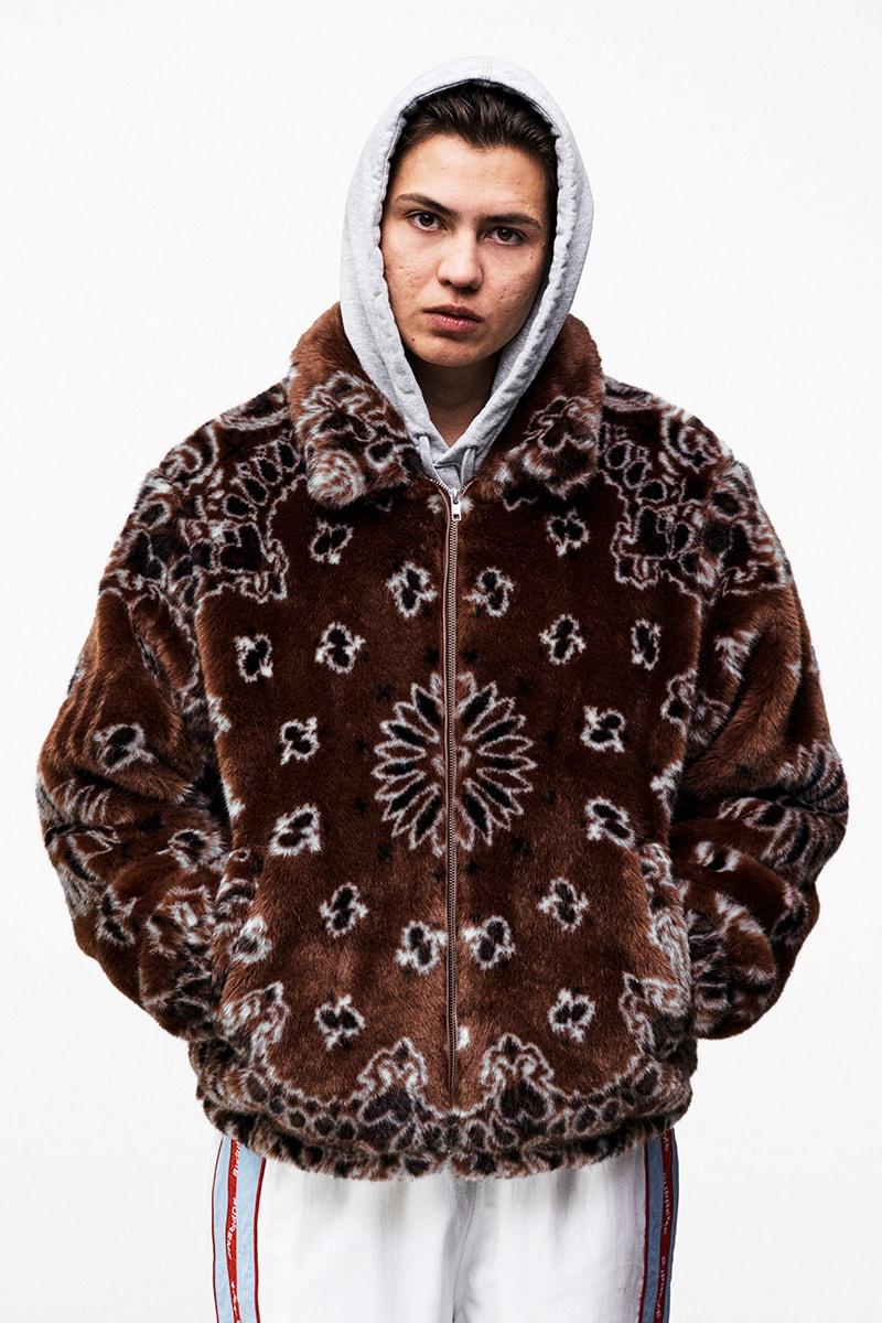 February 2021 Week 3 Drops Supreme Palace Off White Andrew Walker Jun Inagawa BBC ICECREAM NOAH Barbour NEIGHBORHOOD UNDEFEATED WTAPS Champion NEEDLES Wrangler