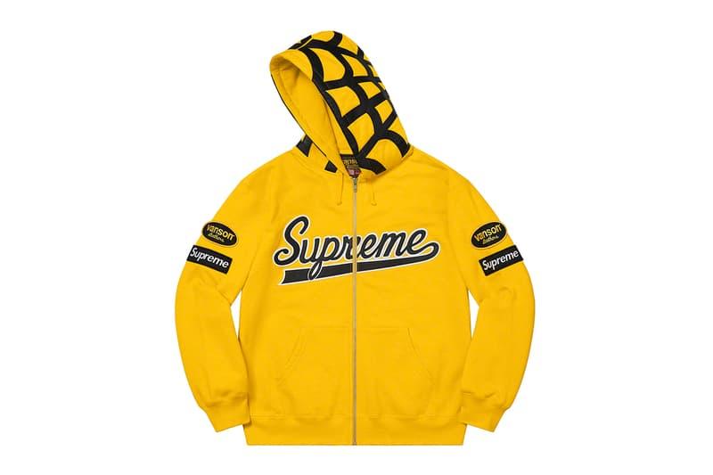 Supreme Spring Summer 2021 Sweats Hoodies