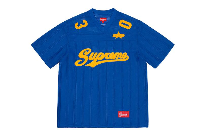 Supreme Spring/Summer 2021 Tops Shirts Notorious BIG  Nick Knight  Clayton Patterson  Mitchell & Ness NYC New York