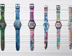 Swatch Drops Epic Six-Watch Modern Art Collaboration