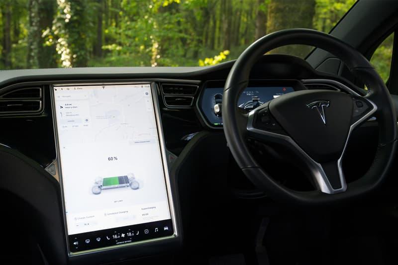 Tesla Recalls 135,000 Cars Touchscreen Failures Model S Model X Elon Musk SUVs Wall Street Journal EV NHTSA  National Highway Traffic Safety Administration