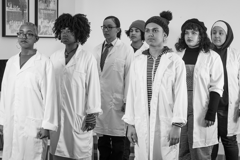 the black school joseph cuillier shani peters education segregation radical black arts