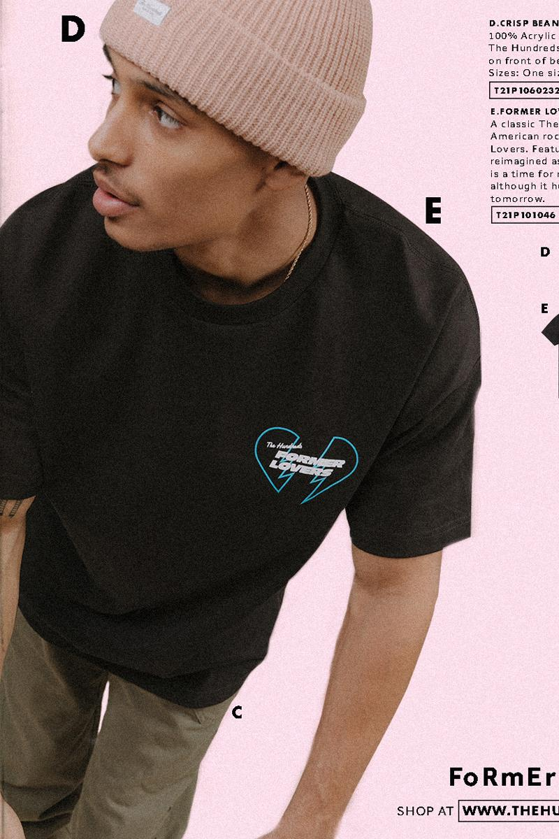 The Hundreds SS21 Collection Lookbook Release Spring Summer 2021 Streetstyle Early 2000s Blog Los Angeles Streetwear Culture LA
