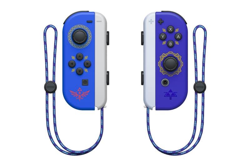 The Legend Of Zelda: Skyward Sword HD Joy-Con Controllers Release