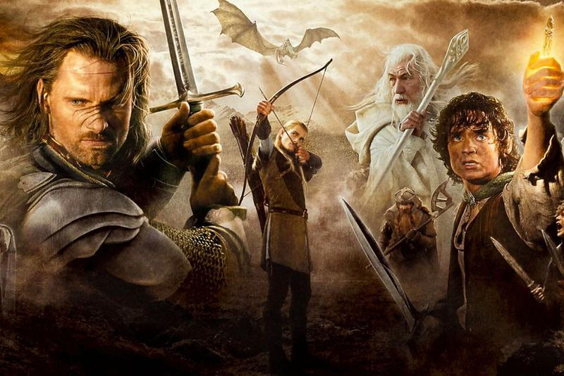 The Lord of the Rings Trilogy 4K remaster IMAX Release info middle earth j r r tolkien hobbits gandalf bilbo frodo baggins samwise gamgee