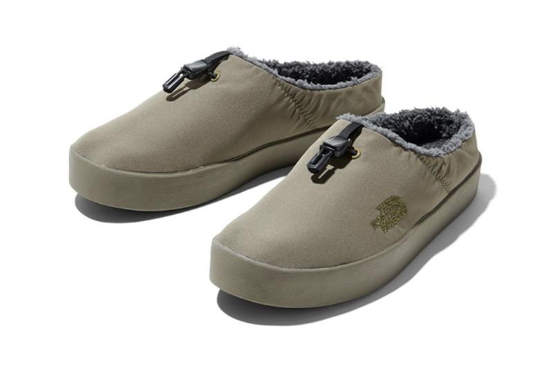 The North Face Nomad Clog black green taupe utility brown NF52072 menswear streetwear kicks trainers slippers slip ons release colorway buy japan tnf goldwin