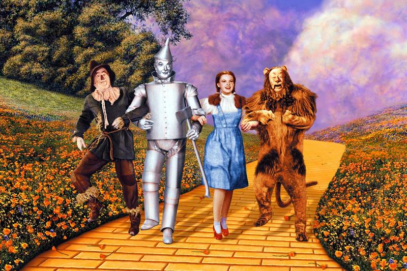 New Line Cinema Enlists Nicole Kassell for 'The Wonderful Wizard of Oz' remake movies films  L. Frank Baum yellow brick road tin man lion toto scarecrow Warner bros.