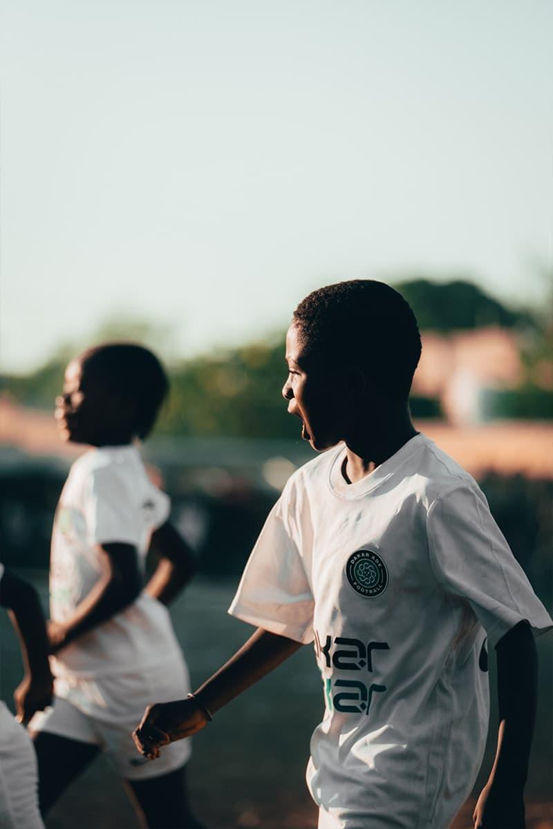 Pro:Direct Soccer Yakar Project Release Senegal football kit children