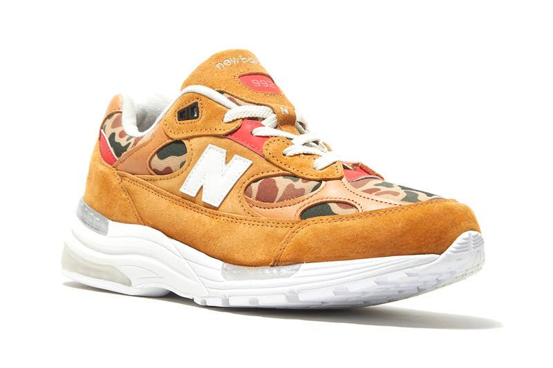 todd snyder new balance 92 from away snuff tan duck camo white release info store list buying guide price photos