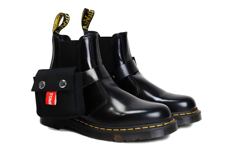 tombogo dr marten wincox fulmar detachable pouches release info store list buying guide photos price nfyw new york fashion week fw21 lost and found