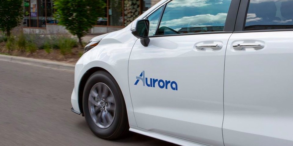 Toyoto Teams up With Aurora and Denso To Develop Autonomous Taxis