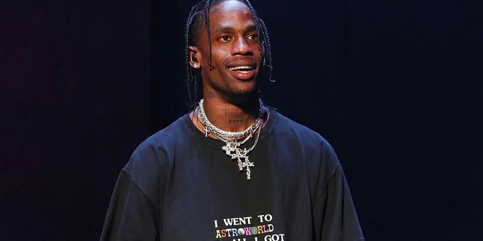 Travis Scott Aiming to Bring Food to 50,000 Houston Residents Affected by Texas Winter Storm