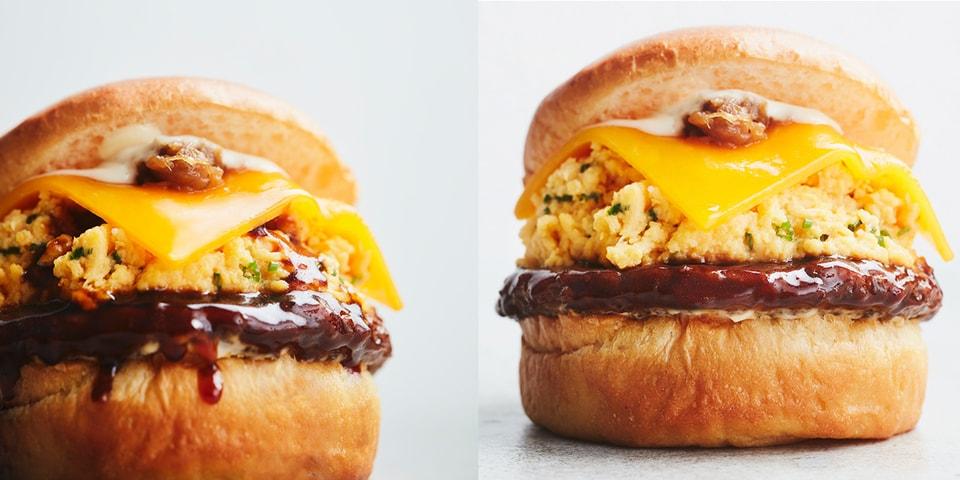 eggslut Introduces Scrambled Eggs and Teriyaki Burger Special Item in Japan