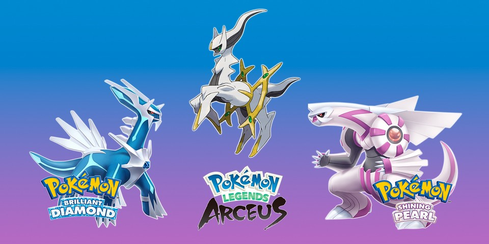 Pokémon Officially Announces 'Brilliant Diamond and Shining Pearl' Remakes and 'Legends: Arceus' Games - HYPEBEAST