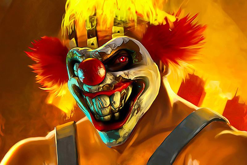 Sony Twisted Metal shows Live Action TV Series games gaming vehicle titles franchise playstation 1 2 3 2000s will arnett action comedy info