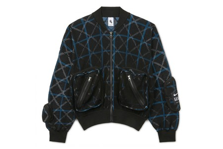 UNDERCOVER and Nike Craft Italian-Made Bomber Jackets