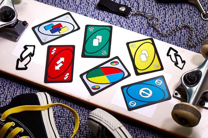 uno card game mattle 50th anniversary celebration iconic series retro vintage design collectibles toys