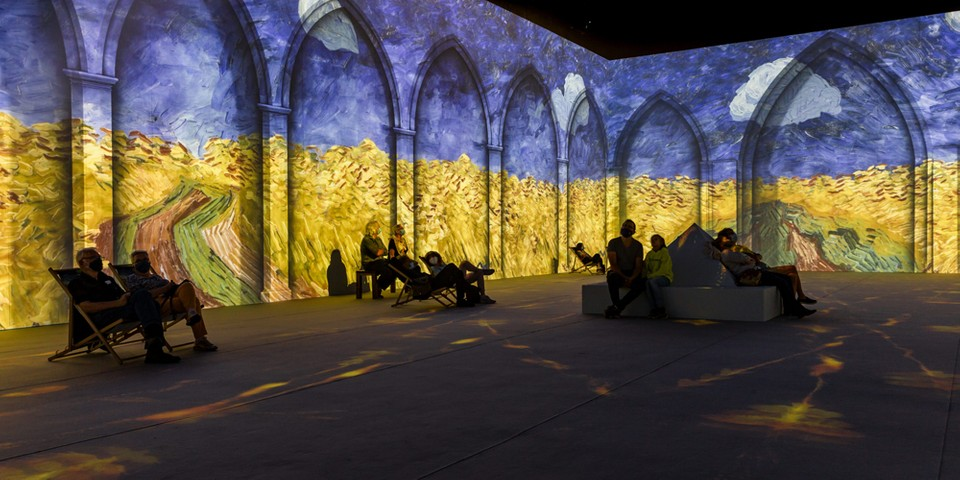 """""""Van Gogh: The Immersive Experience"""" Will Launch in NYC This Summer 2021"""