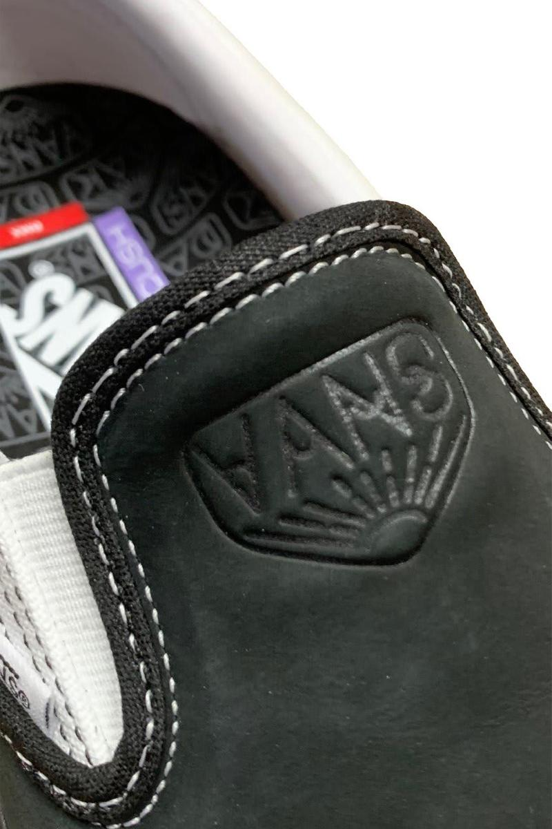 vans dakota roche slip-on bmx bike sneaker footwear skate streetwear durability waffecup duracap rubber textile mesh