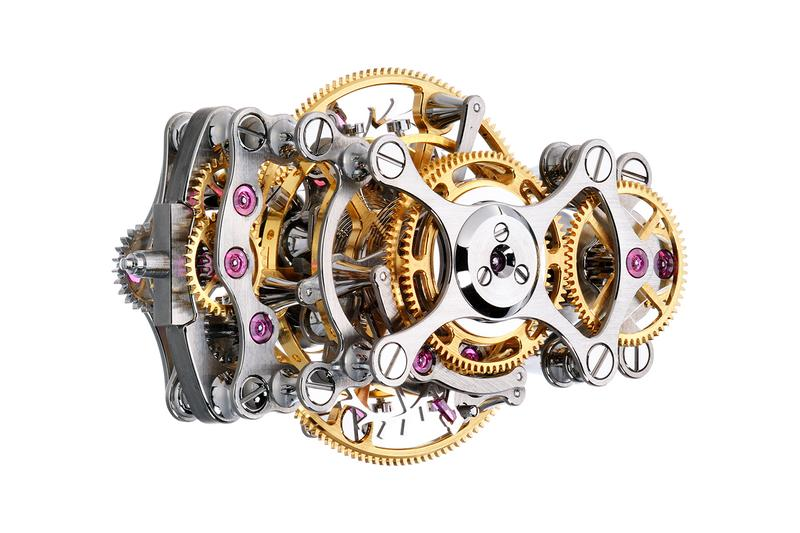 Vianney Halter takes Deep Space Tourbillon even further with Deep Space Resonance