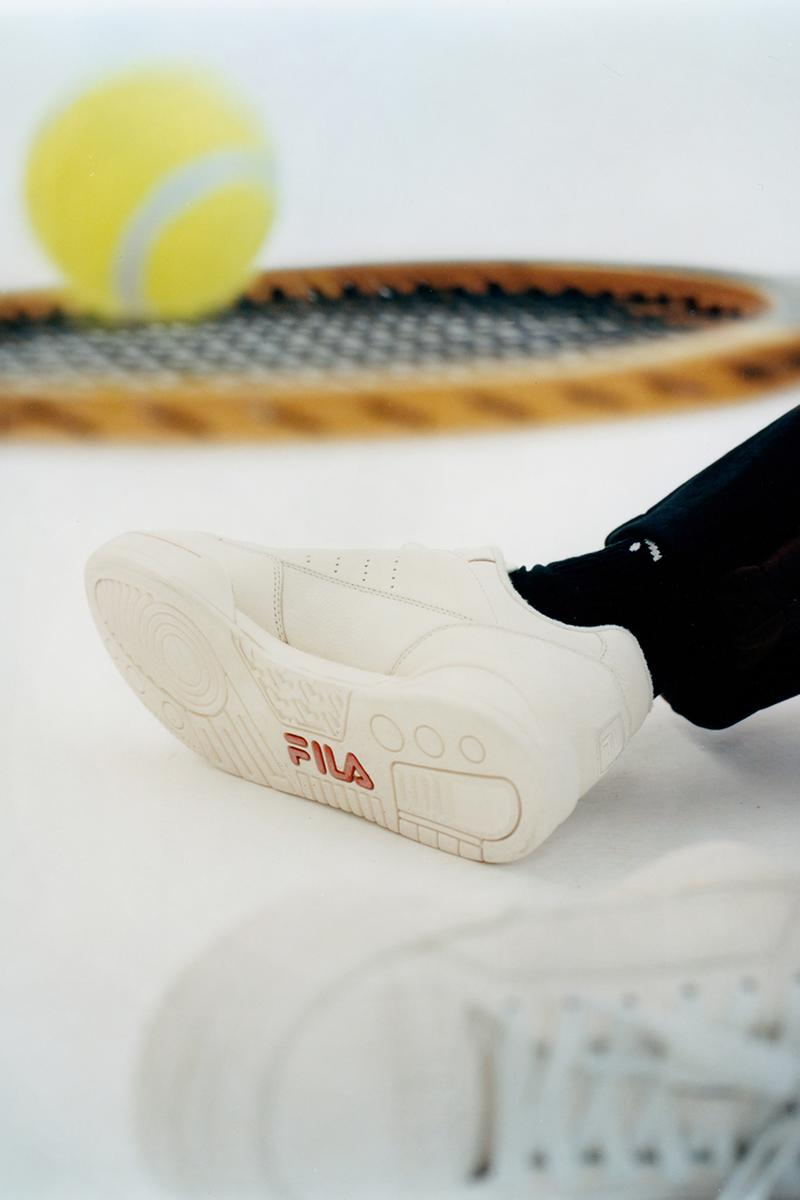 wood wood spring summer 2021 fila release details collaboration tennis buy cop purchase