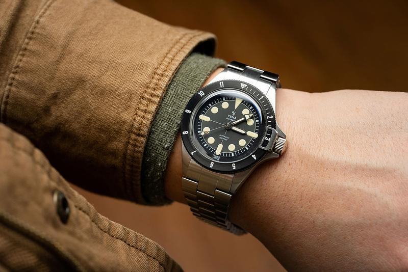 Watch Blog Worn and Wound Work with Historic French Brand Yema on Superman Collaboration