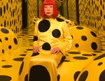 "Robert Shore Spotlights ""The Queen of Polka Dots"" in New Yayoi Kusama Book"