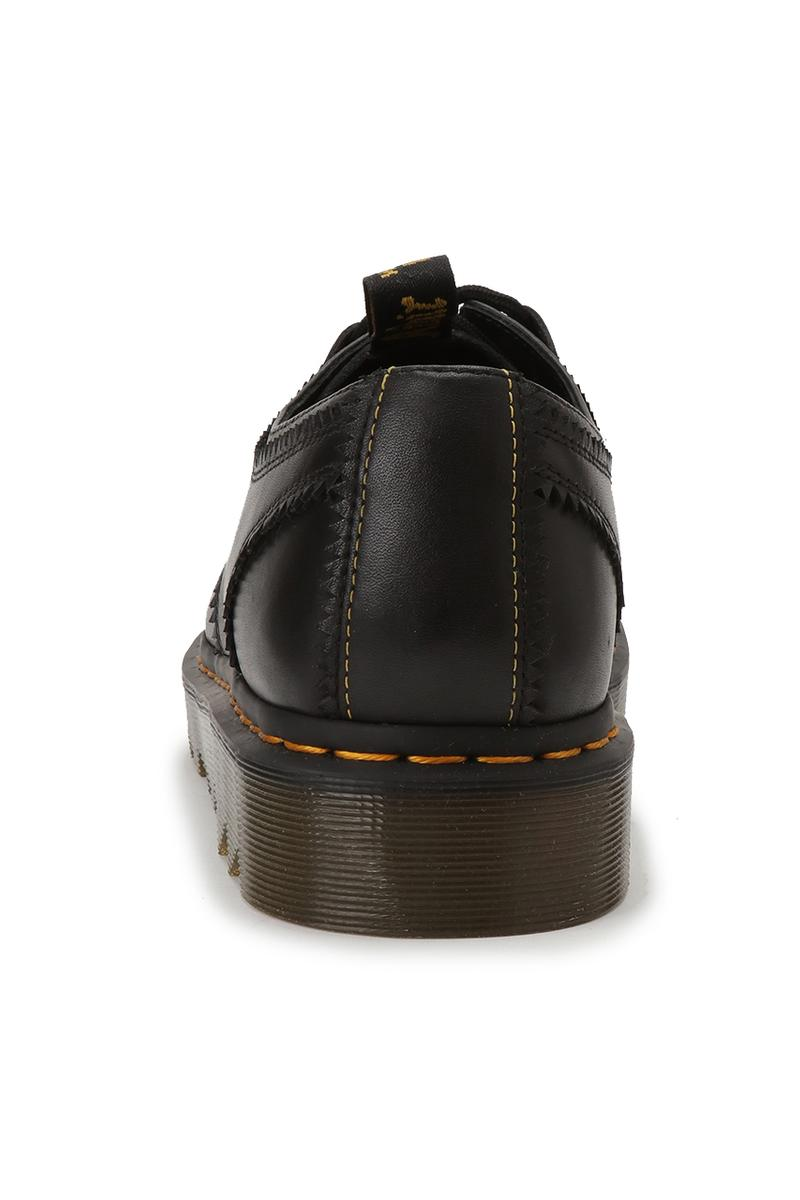 Yohji Yamamoto x Dr. Martens 1461 Temperley Ghillie Shoe collaboration spring summer 2021 ss21 japan yy pour homme yy