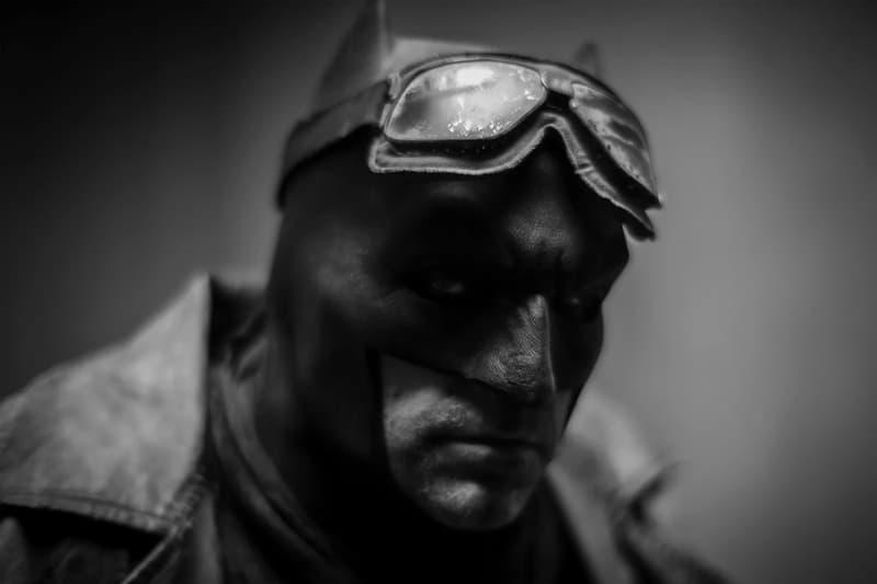 Zack Snyder Reveals Latest 'Justice League' Images Amber Heard Mera Ben Affleck Batman Jared Leto Joker Ray Fisher Suicide Squad Birds of Prey DC Films