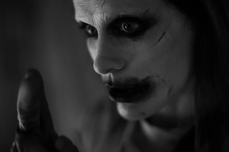 Zack Snyder Jared Leto Joker First Look Justice League Justice League: The Snyder Cut Clown Prince of Crime Vanity Fair DC Villain Batman Hero Suicide Squad