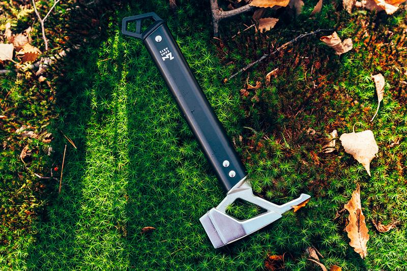 ZANE ARTS Releases Updates to Its Signature Tents  OKITOMA-2, the ZEKU-L stake hammer cups outdoors camping
