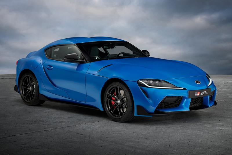 "2021 Toyota GR Supra ""Jarama Racetrack Edition"" Limited Rare Japanese JDM Sportscar Supercar Straight-Six Turbocharged Three Litre Engine Power Speed Performance Tuned Gazoo Racing"