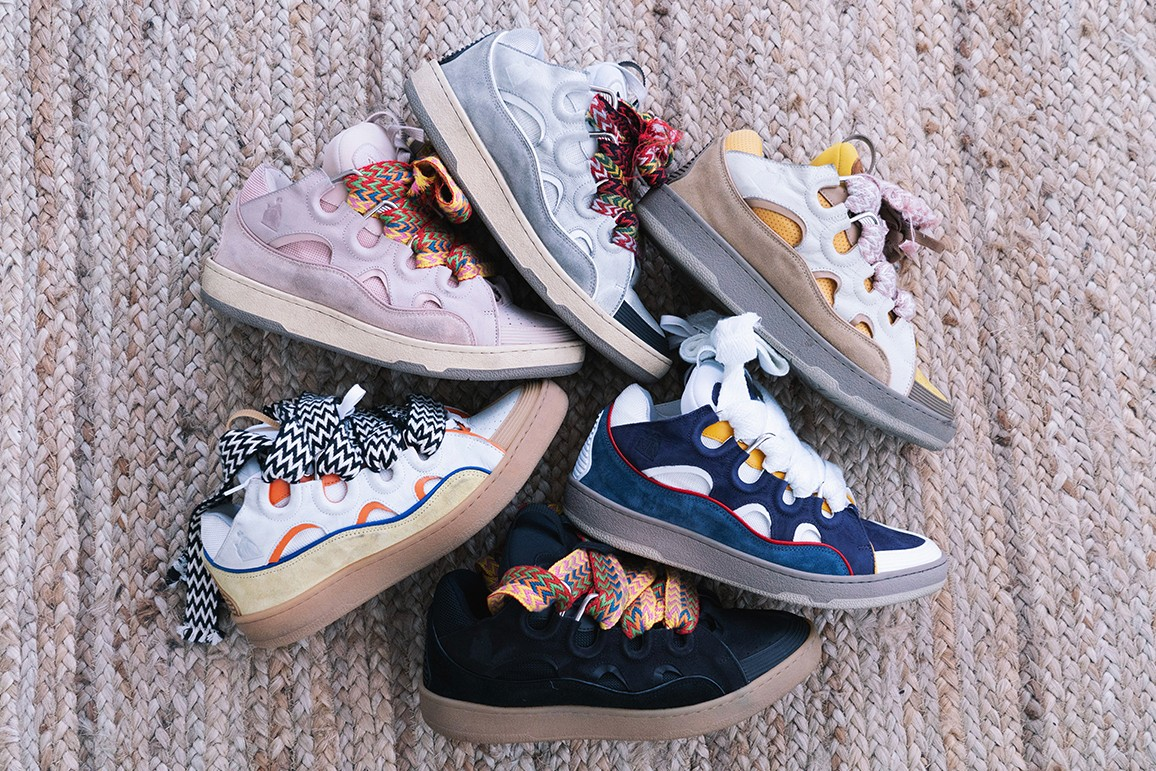 sole mates 24kgoldn lanvin curb skateboarding chunky sneaker interview conversation official release date info photos price store list buying guide